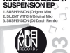 ARM03 // MICHAEL ZUBAT- SUSPENSION EP