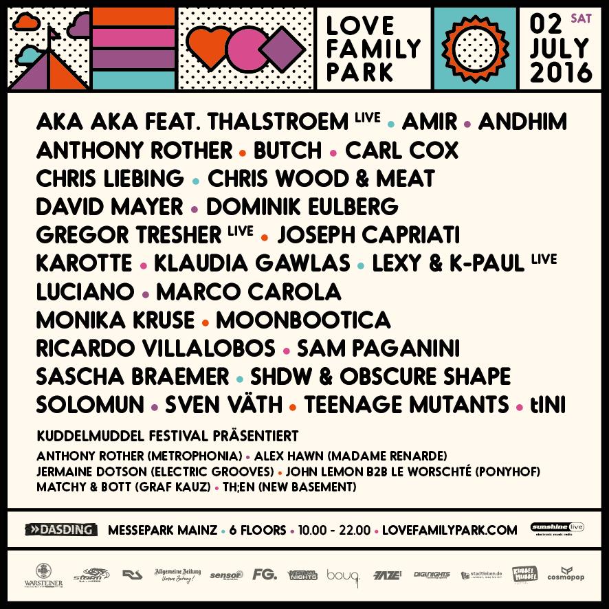love family park 2016